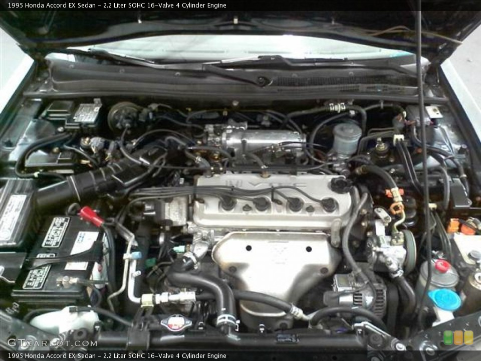 Honda Accord 2.2 1995 photo - 4