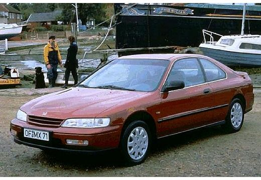 Honda Accord 2.2 1998 photo - 6