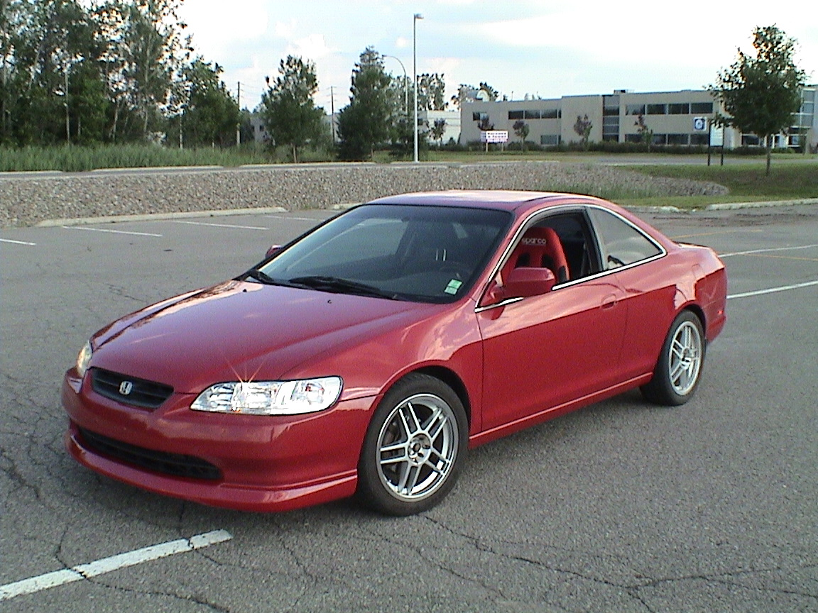 99 honda accord coupe ex