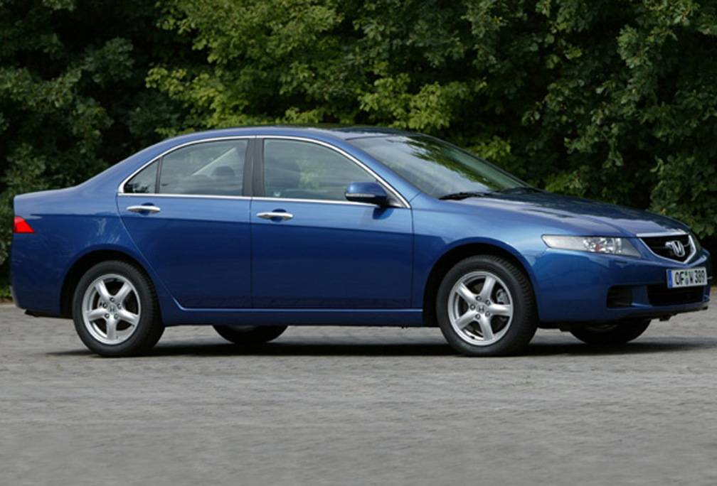 Honda Accord 2.2 2003 photo - 11