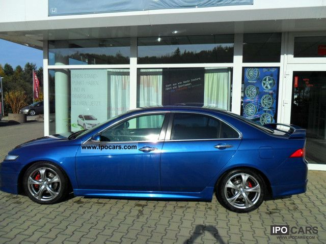 Honda Accord 2.2 2007 photo - 2