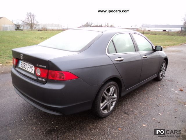 Honda Accord 2.2 2007 photo - 4