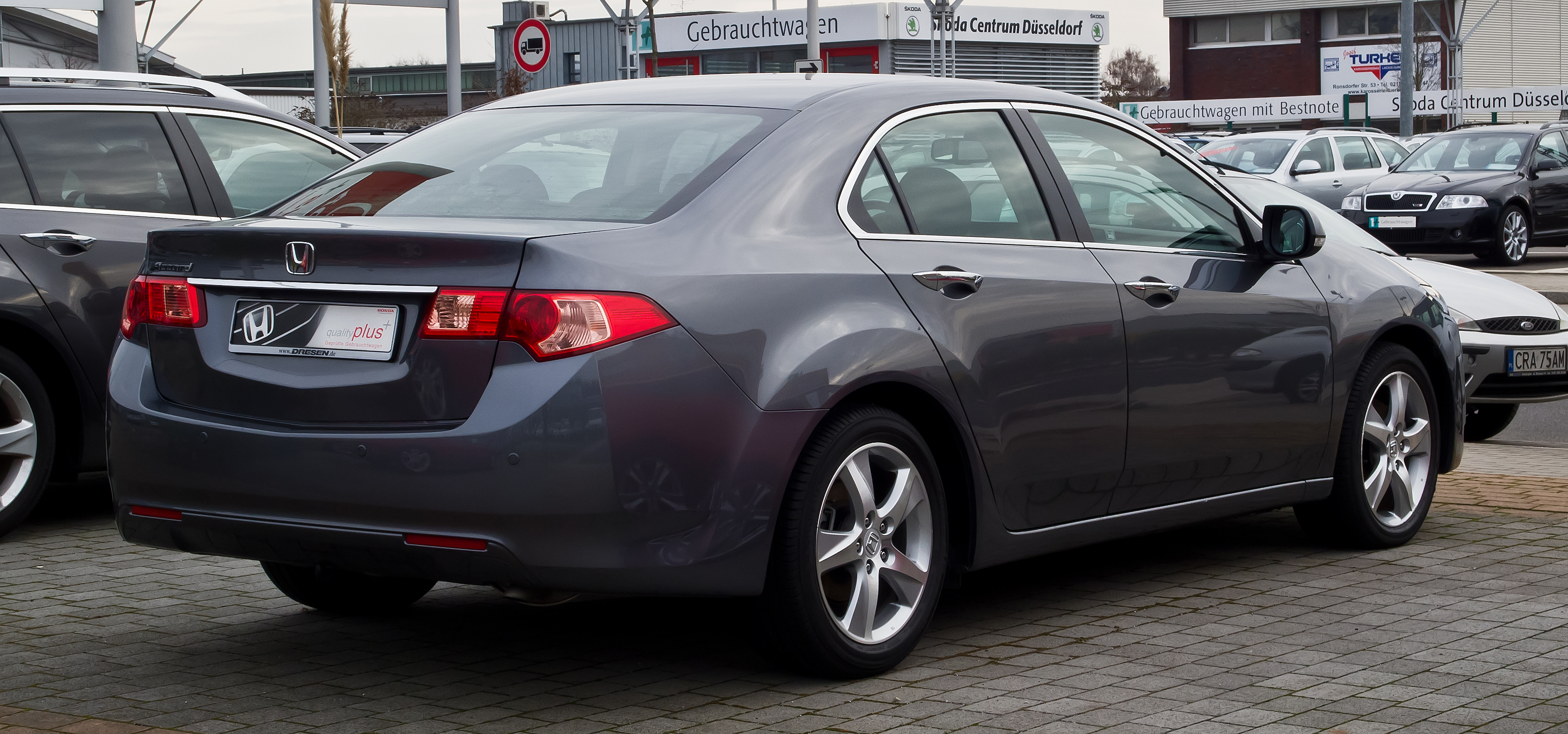 Honda Accord 2.2 2014 photo - 8