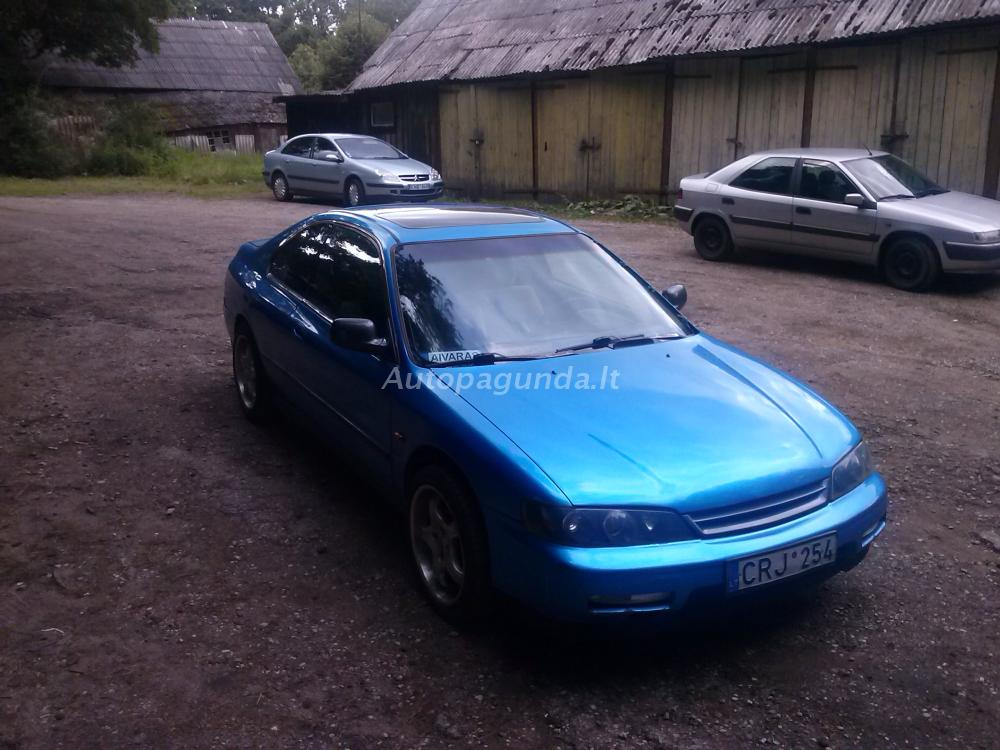 Honda Accord 2.3 1994 photo - 11
