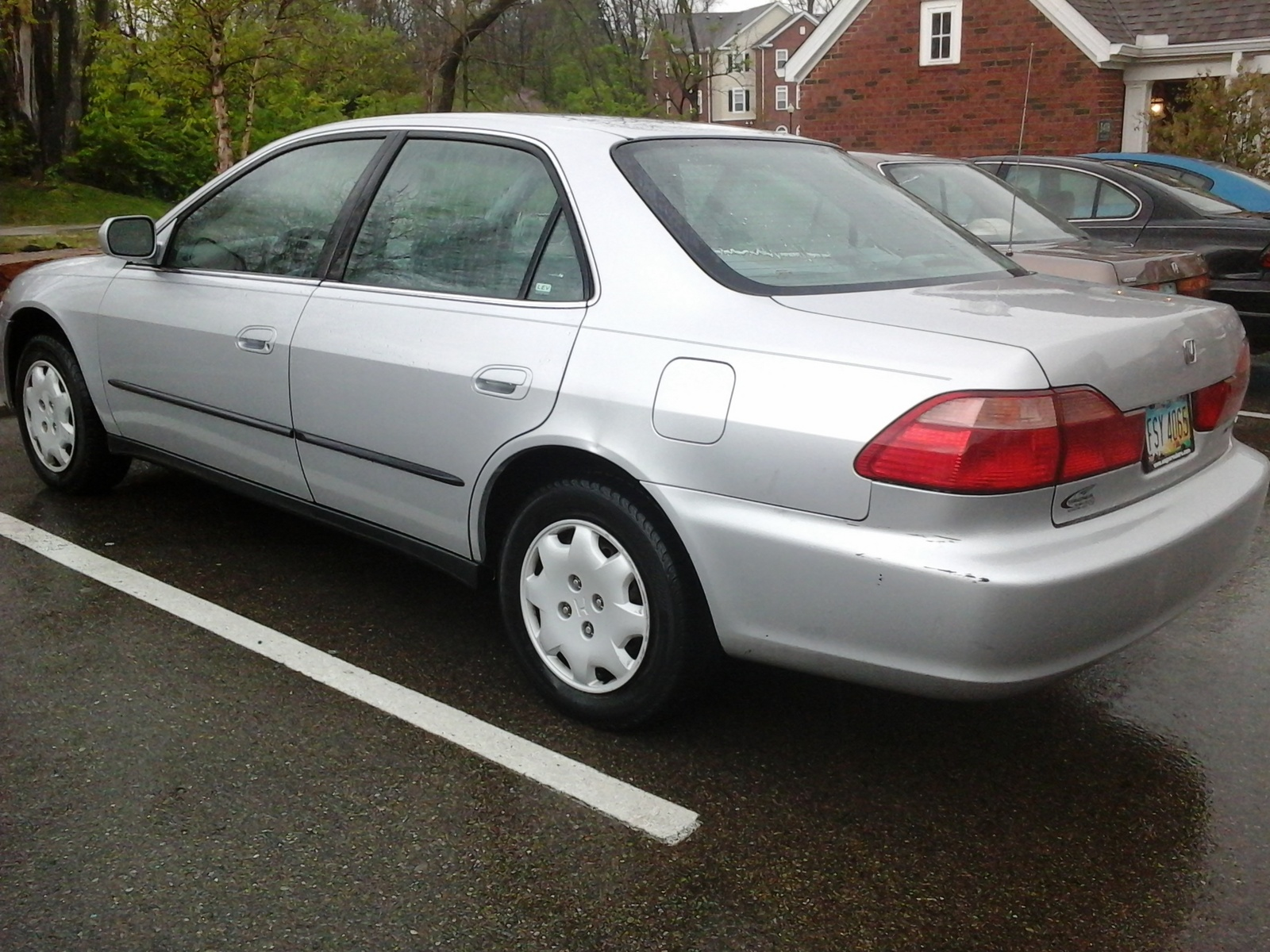 Honda Accord 2.3 1999 photo - 12