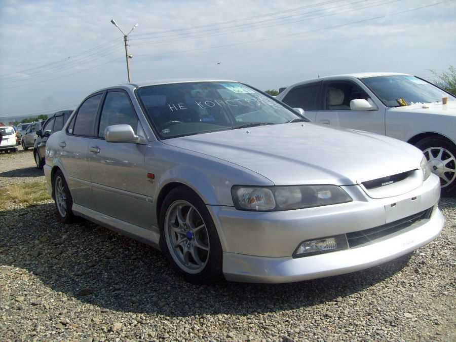 Honda Accord 2.3 1999 photo - 3