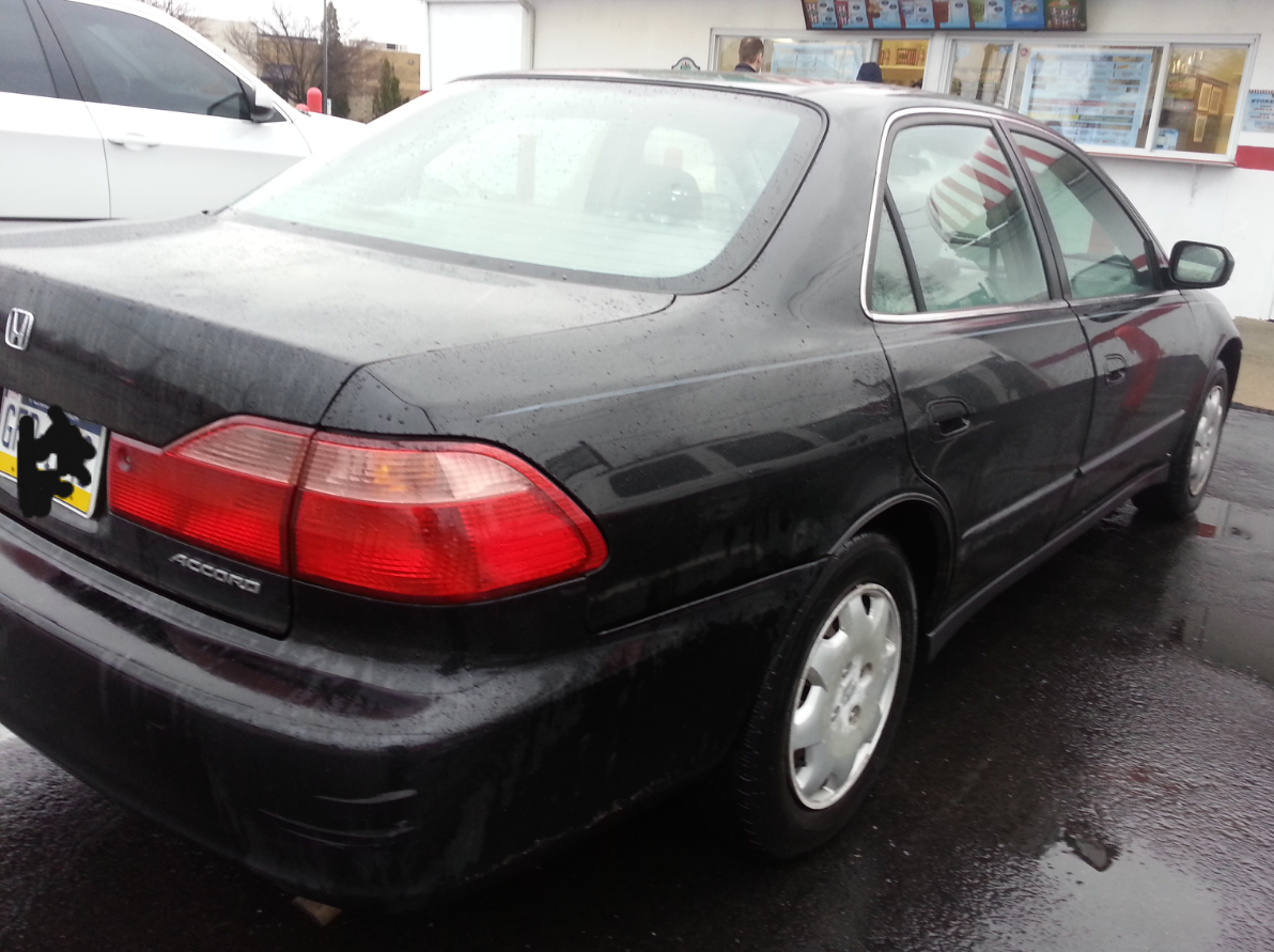 Honda Accord 2.3 1999 photo - 5