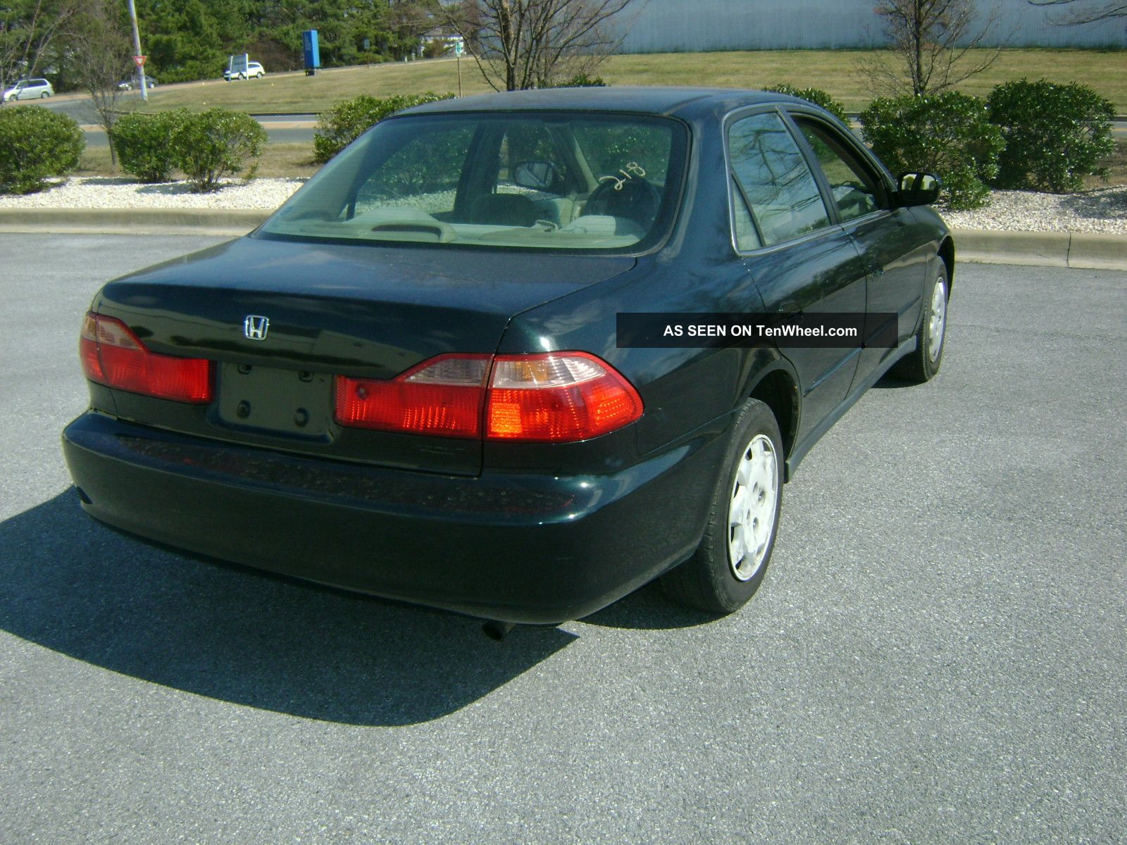 Honda Accord 2.3 1999 photo - 6