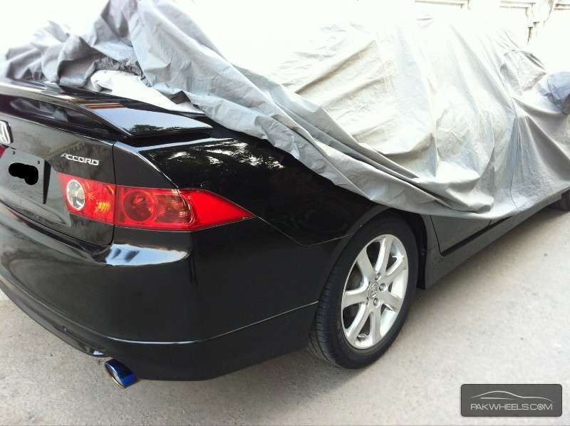 Honda Accord 2.4 2002 photo - 5