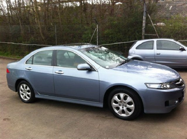 Honda Accord 2.4 2007 photo - 1