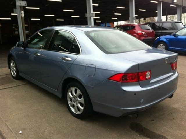 Honda Accord 2.4 2007 photo - 4