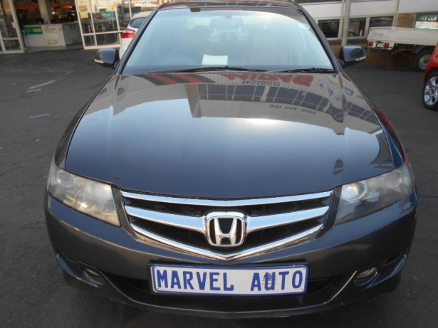 Honda Accord 2.4 2007 photo - 6