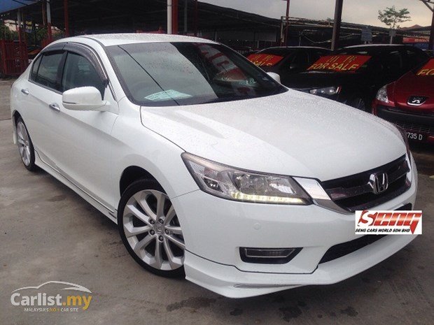 Honda Accord 2.4 2013 photo - 11