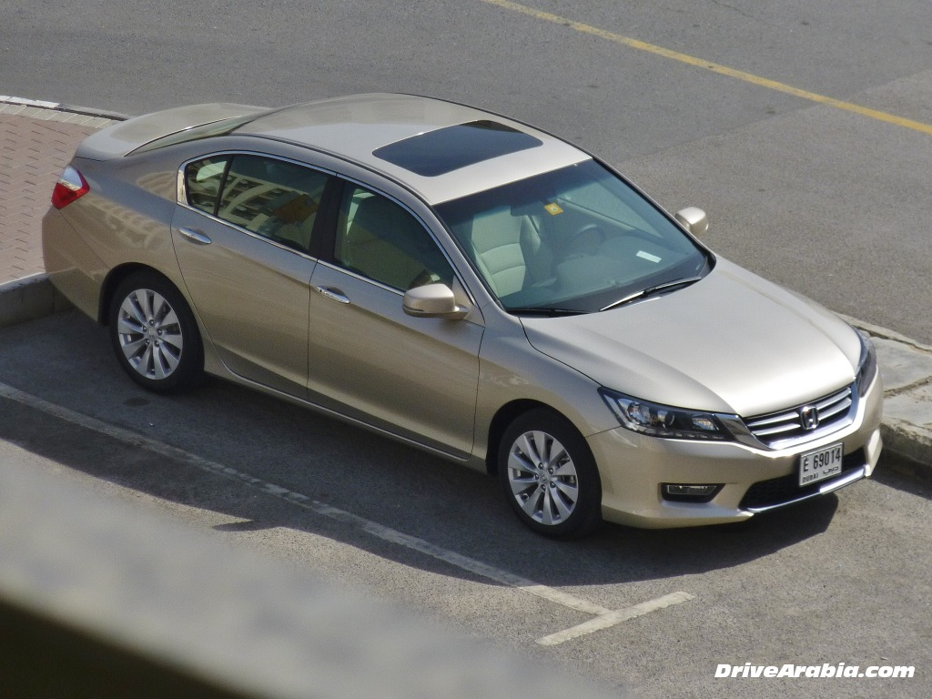 Honda Accord 2.4 2013 photo - 2