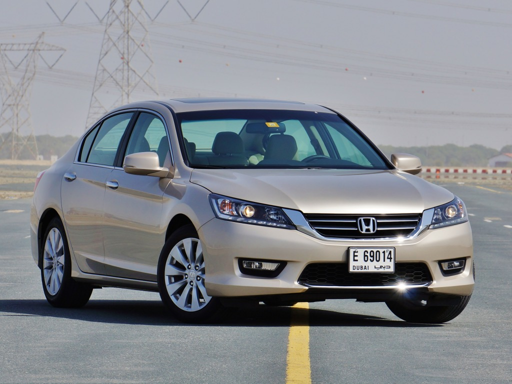 Honda Accord 2.4 2013 photo - 3