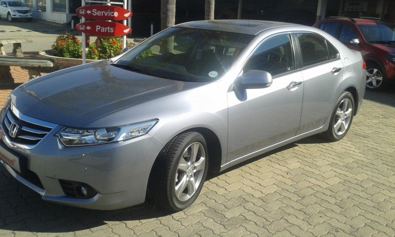 Honda Accord 2.4 2013 photo - 5