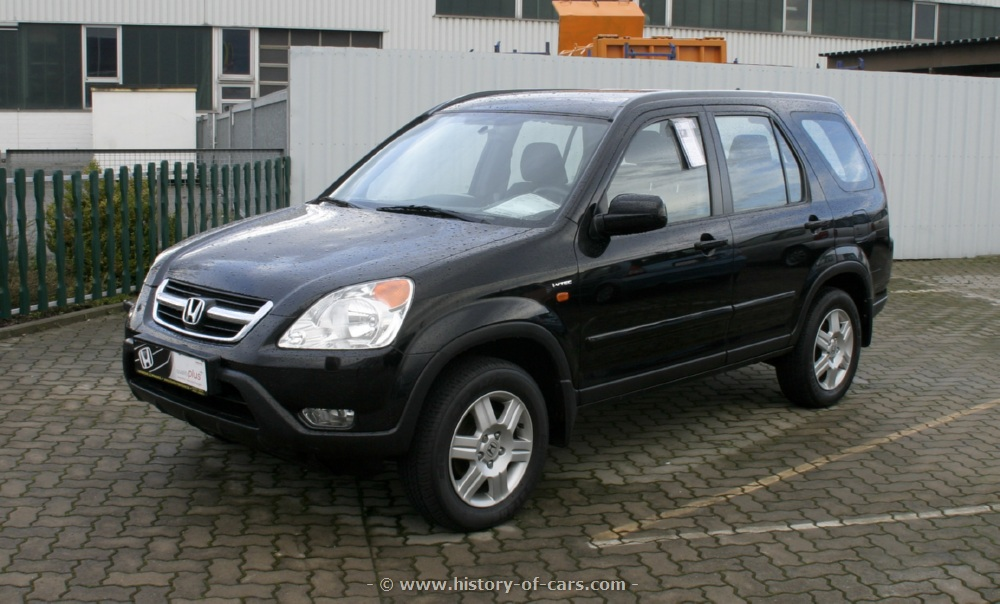 Honda CR-V 2.0 2001 photo - 1