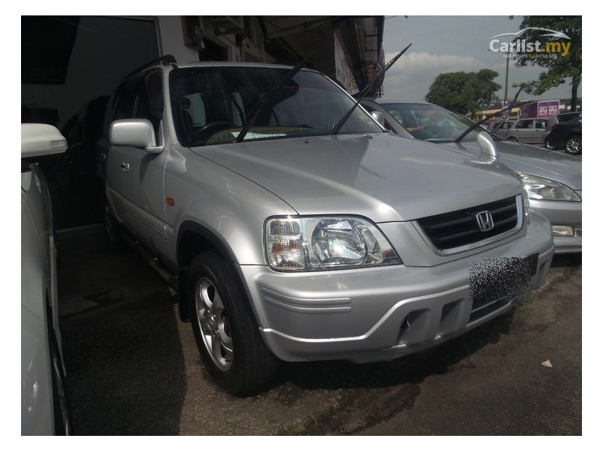 Honda CR-V 2.0 2001 photo - 10