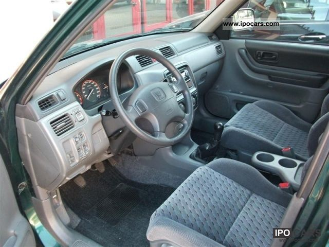 Honda CR-V 2.0 2001 photo - 3