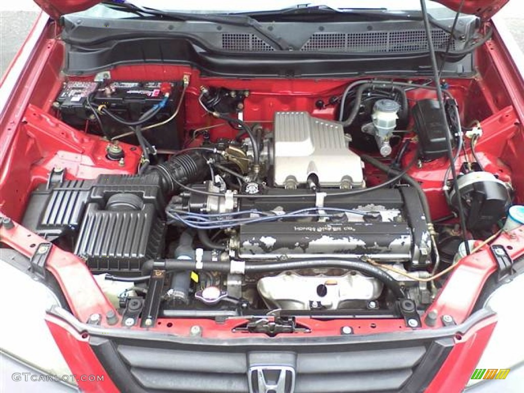 Honda CR-V 2.0 2001 photo - 4