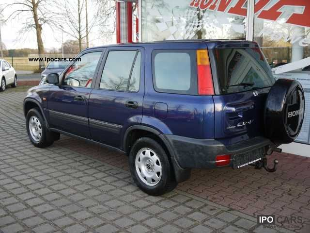 Honda CR-V 2.0 2001 photo - 5
