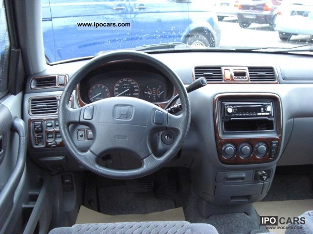 Honda CR-V 2.0 2001 photo - 6