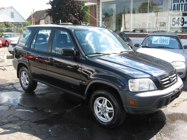 Honda CR-V 2.0 2001 photo - 7