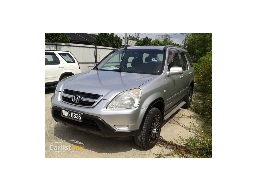 Honda CR-V 2.0 2002 photo - 1
