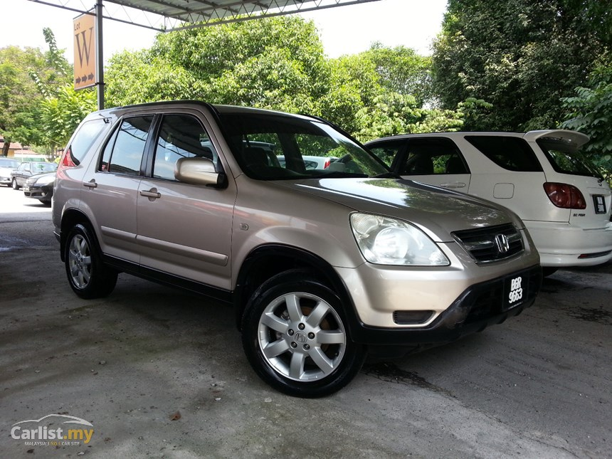 Honda CR-V 2.0 2002 photo - 2