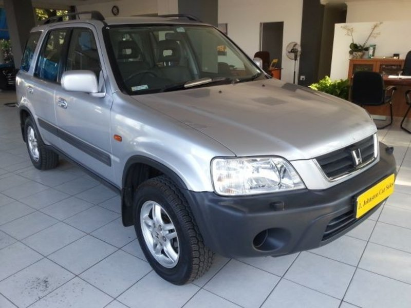 Honda CR-V 2.0 2002 photo - 8