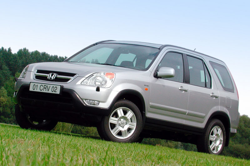 Honda CR-V 2.0 2002 photo - 9
