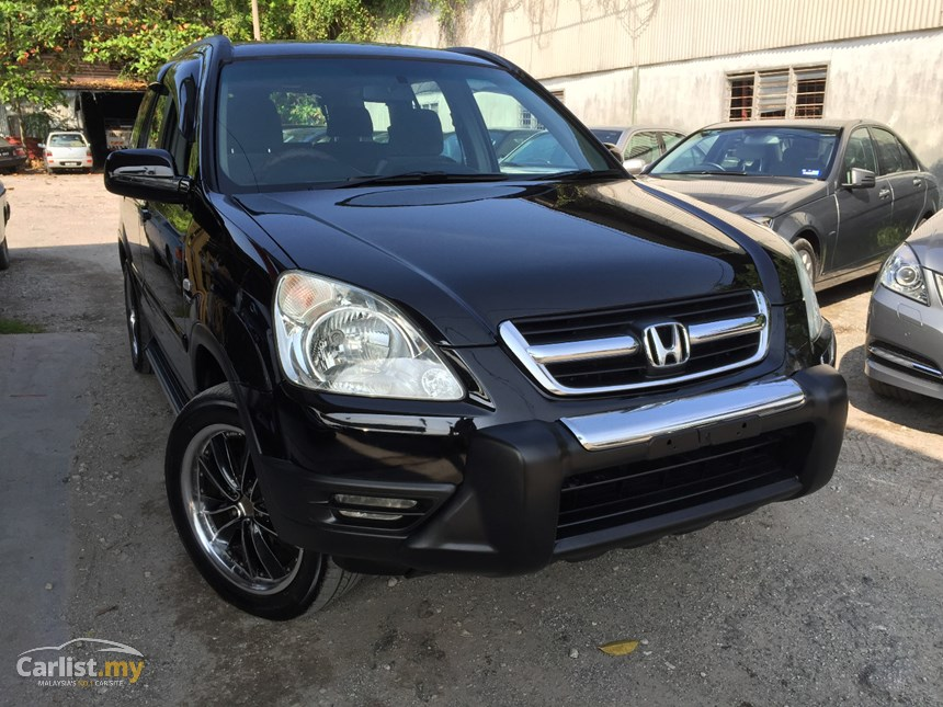 Honda CR-V 2.0 2003 photo - 1