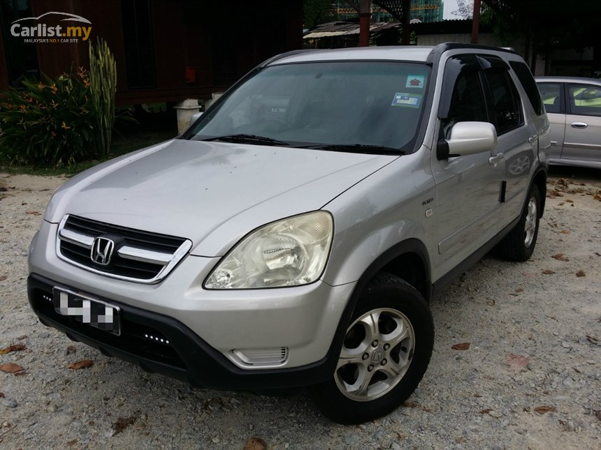 Honda CR-V 2.0 2003 photo - 2