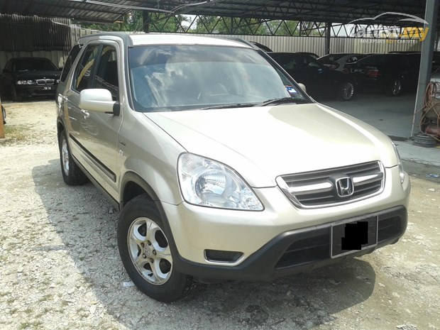 Honda CR-V 2.0 2003 photo - 3