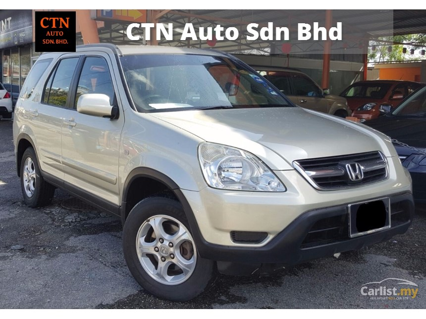 Honda CR-V 2.0 2003 photo - 4