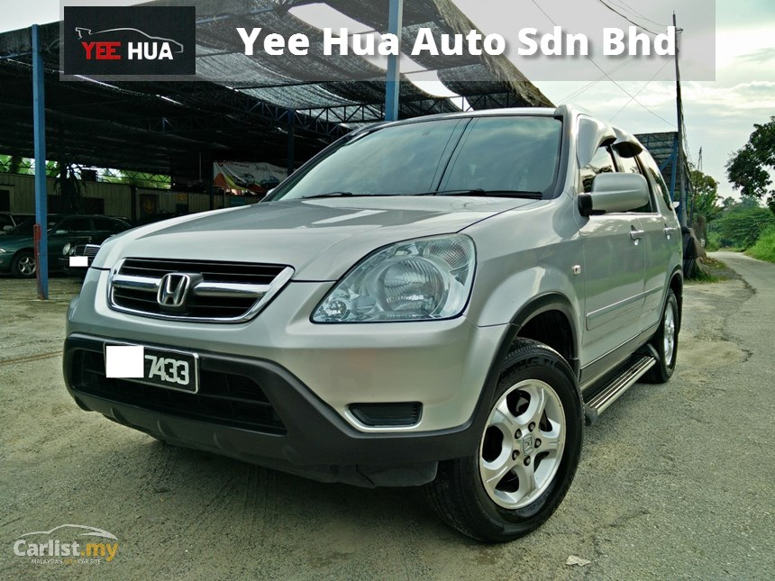 Honda CR-V 2.0 2003 photo - 6