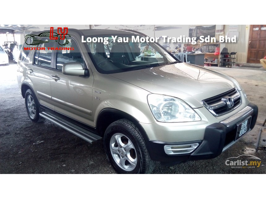 Honda CR-V 2.0 2003 photo - 9