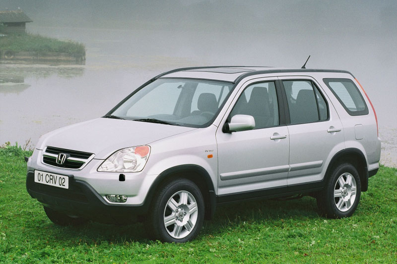 Honda CR-V 2.0 2004 photo - 11