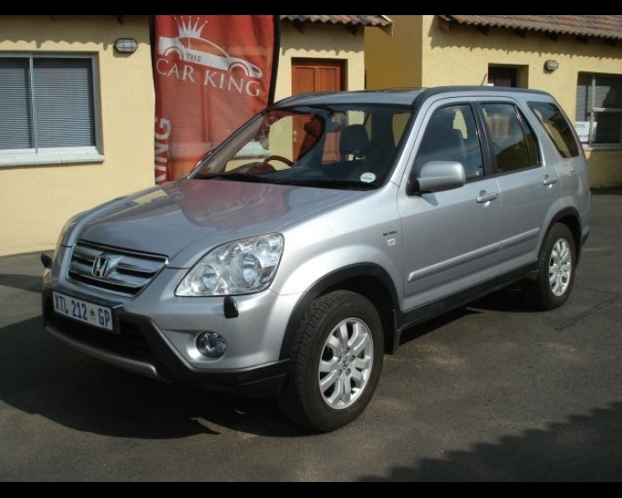 Honda CR-V 2.0 2004 photo - 12