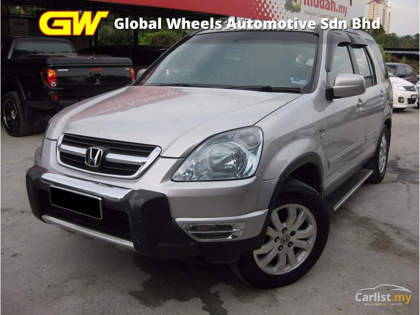 Honda CR-V 2.0 2004 photo - 5