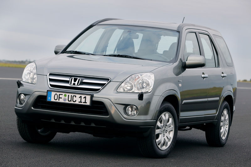 Honda CR-V 2.0 2004 photo - 7