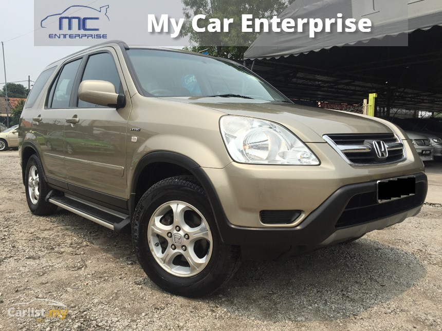 Honda CR-V 2.0 2004 photo - 8