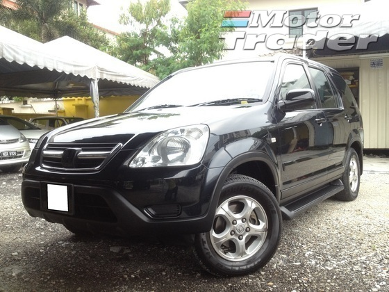 Honda CR-V 2.0 2004 photo - 9