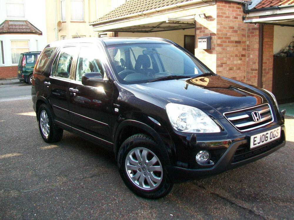 Honda CR-V 2.0 2006 photo - 2