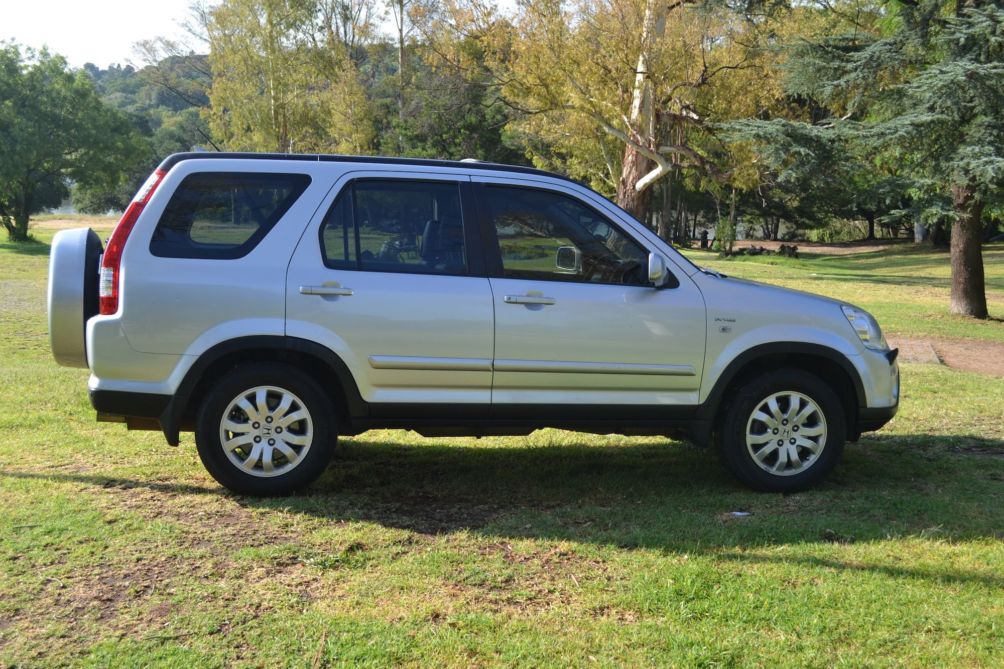 Honda CR-V 2.0 2006 photo - 8