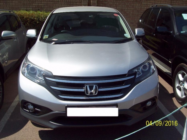 Honda CR-V 2.0 2009 photo - 10