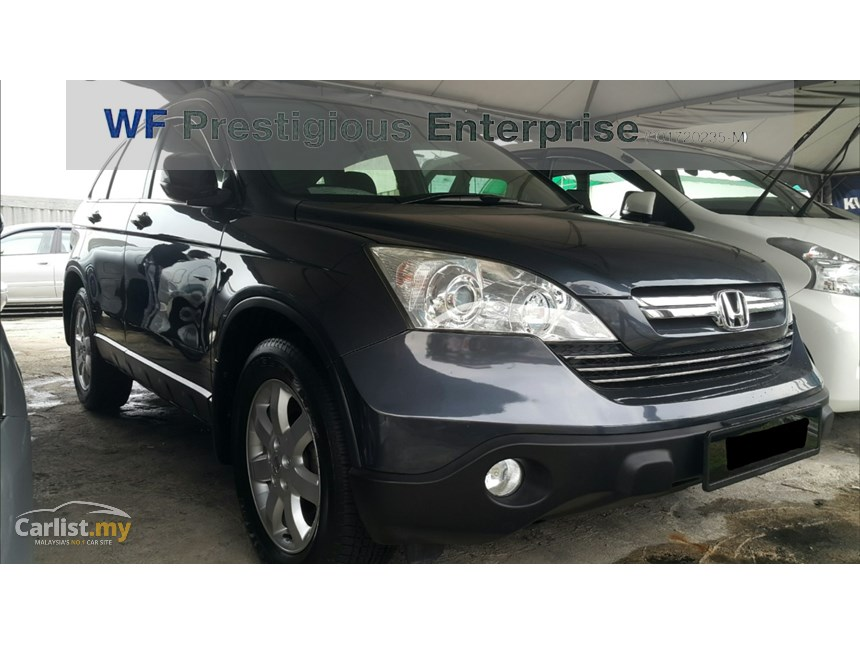 Honda CR-V 2.0 2009 photo - 3