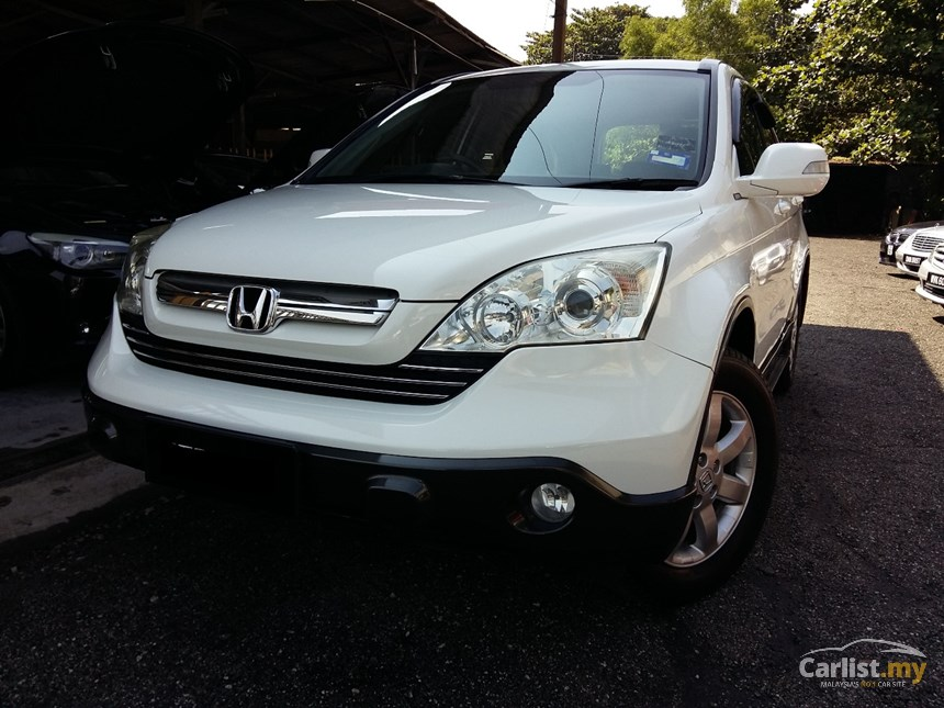 Honda CR-V 2.0 2009 photo - 4