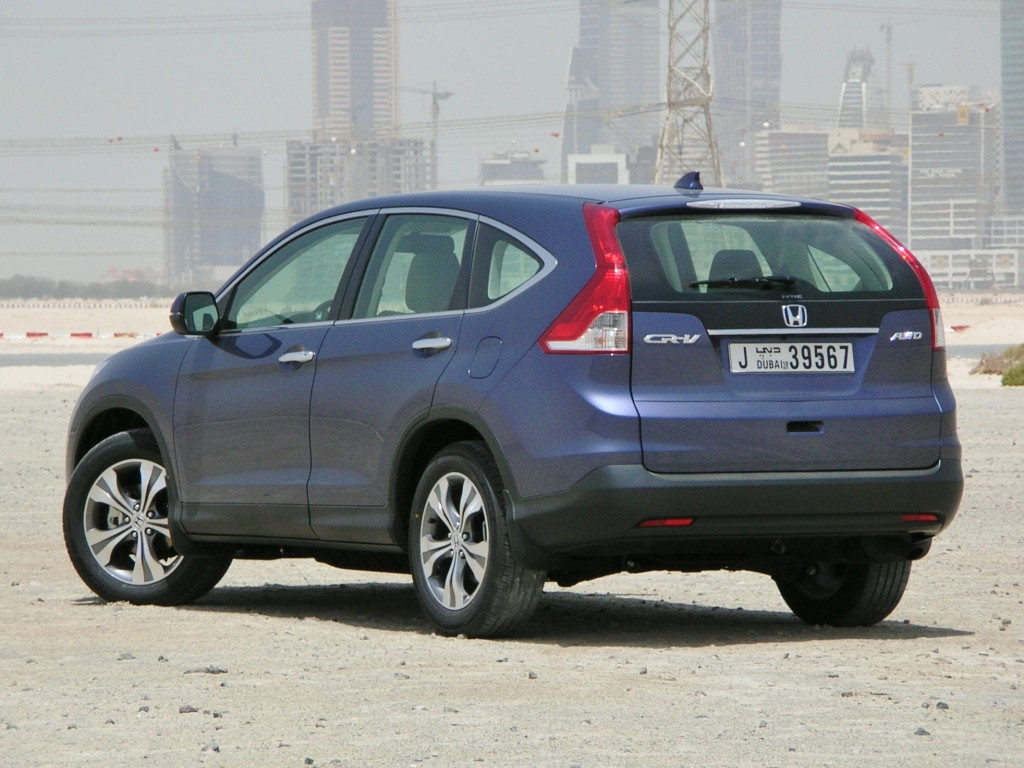 Honda CR-V 2.0 2012 photo - 1