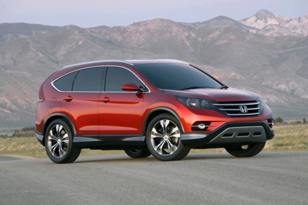 Honda CR-V 2.0 2012 photo - 2